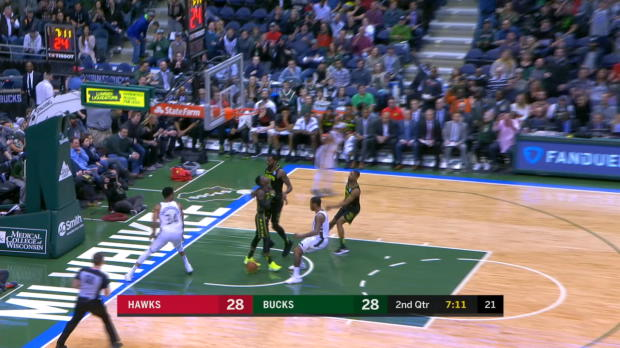 Assist of the Night: Jason Terry