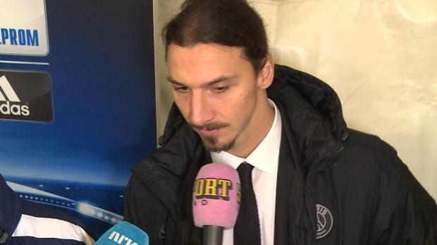 Emotiva bienvenida a casa para Zlatan