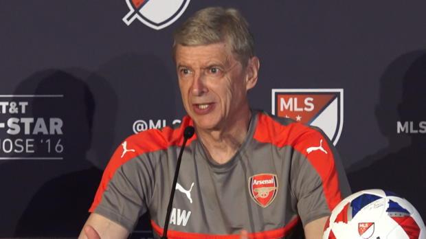 Wenger: Premier League für Spieler wie die WM