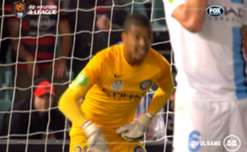 Wanderers' Yojiro Takahagi got to bust out his goal celebration after stunner against City.