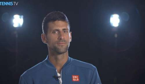 Djokovic Interview: ATP Toronto Preview