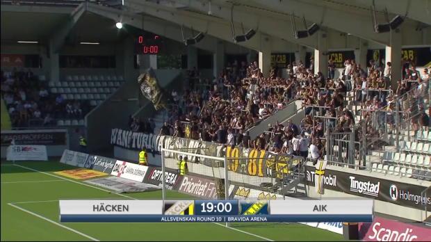 Häcken - AIK