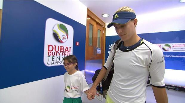 Dubai: Halbfinale! Kerber weiterhin überzeugend