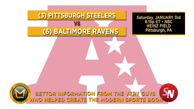 Baltimore Ravens @ Pittsburgh Steelers