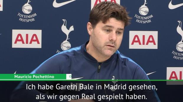 Pochettino schließt Bale-Rückkehr nicht aus