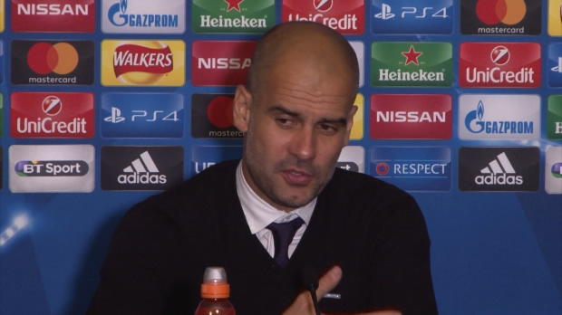 "Guardiola: ""Celtic war eine gute Lektion"""
