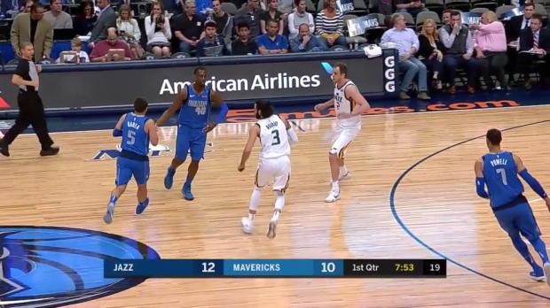 WSC: Harrison Barnes (21 points) Highlights vs. Utah Jazz, 03/22/2018