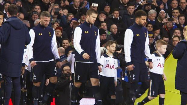 Tottenham Hotspurs vs. FC Southampton: Der Trailer