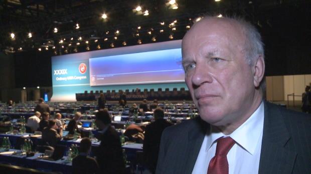 """FIFA: Dyke: """"Wollen den Führungswechsel"""""""