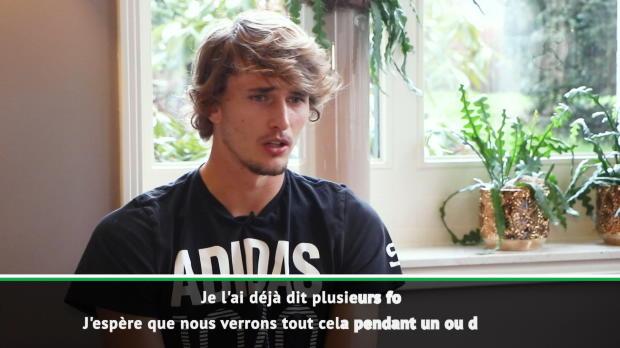 : Coupe Davis - Zverev - 'Je n'aime pas du tout ce nouveau format'