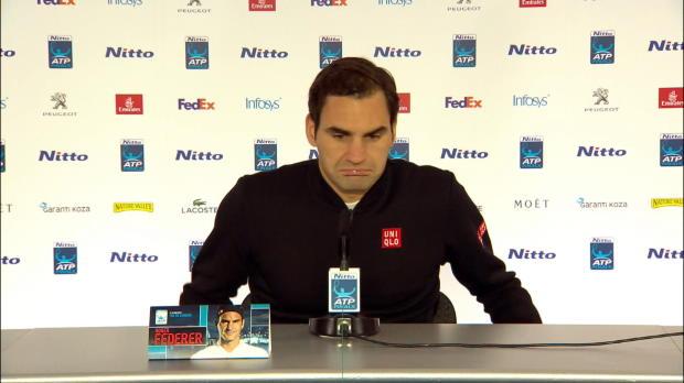 ATP-Finals: Federer über Zverevs Balljungen-Gate