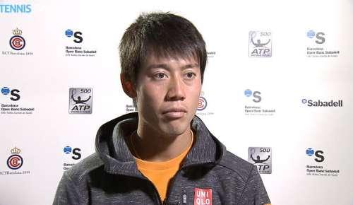 Nishikori Interview: ATP Barcelona 3R