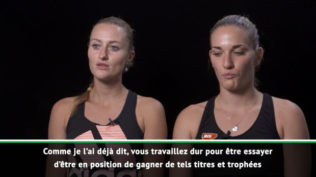 : Masters - Mladenovic - 'Un privilège de figurer au palmarès'