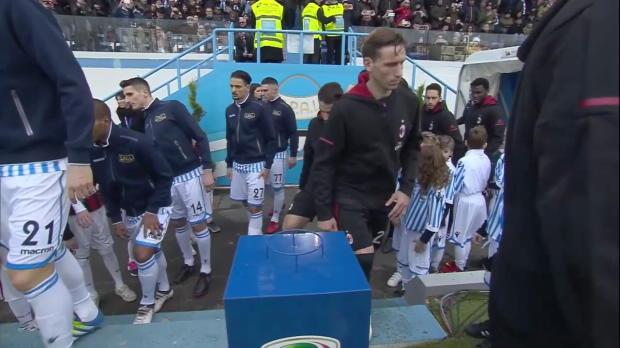 SPAL - AC Mailand