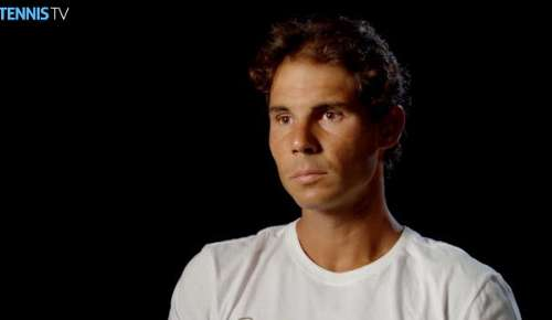 Nadal Interview: ATP Cincinnati Preview