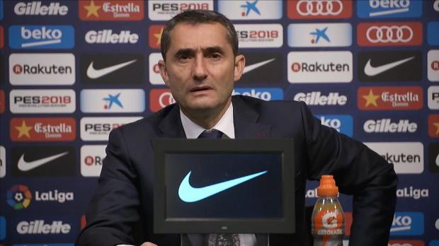 Valverde: Dembeles erster Schritt zum Comeback
