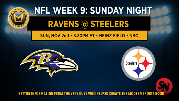 Baltimore Ravens @ Pittsburgh Steelers