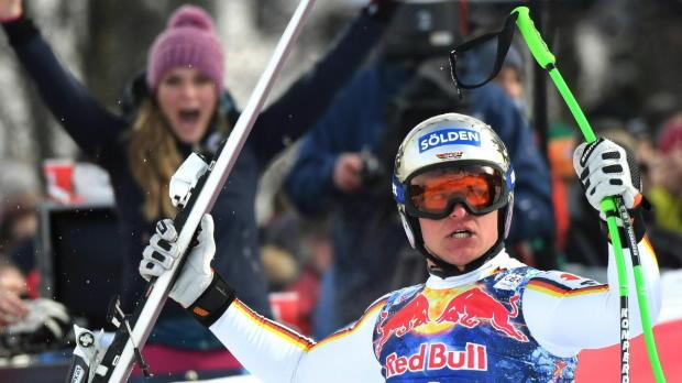 Ski alpin: DSV-Sensation! Dreßen gewinnt Streif