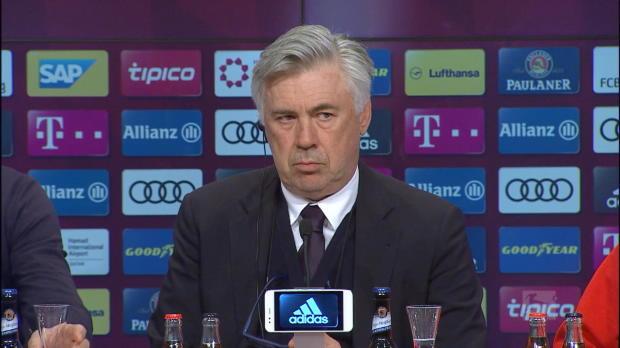 """Ancelotti: """"Gegen Dortmund wird es anders"""""""