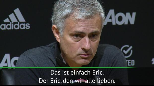 Mourinho scherzt über Bailly: Tolles Tor!