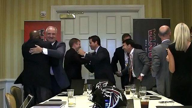 Atlanta is awarded as host of Super Bowl LIII