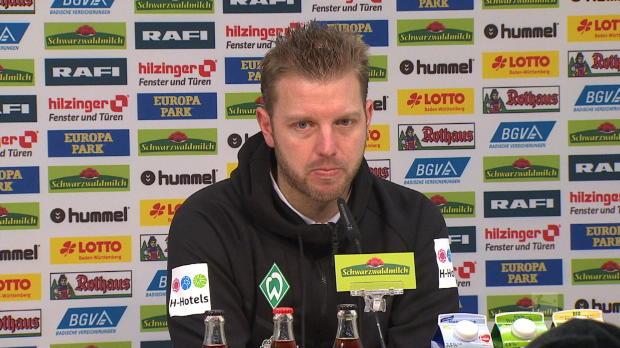 """Kohfeldt: """"Werden Abstiegskampf bestehen"""""""