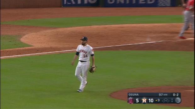 Astros set strikeout record