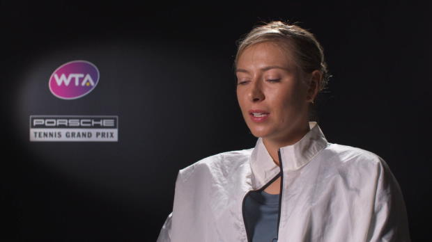 """Stuttgart: Sharapova: """"Das war der Schlüssel"""""""