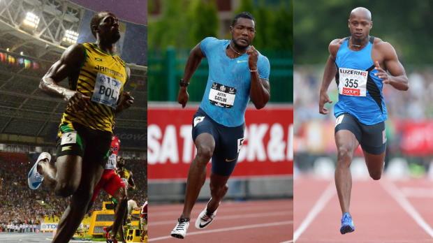 Diamond League: Bolt sagt ab! Jagd auf Gatlin