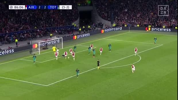 Jan Vertonghen vergibt die Riesenchance | Champions League Viral