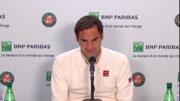 """Basket : Roland-Garros - Federer - """"Les conditions sont les mêmes pour les deux"""""""