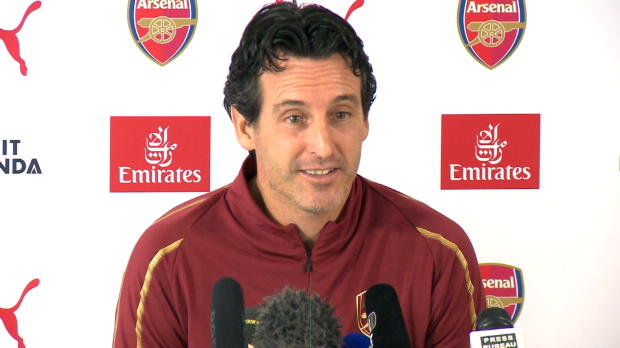 Emery über Özil, Aubameyang und Lenos Chancen