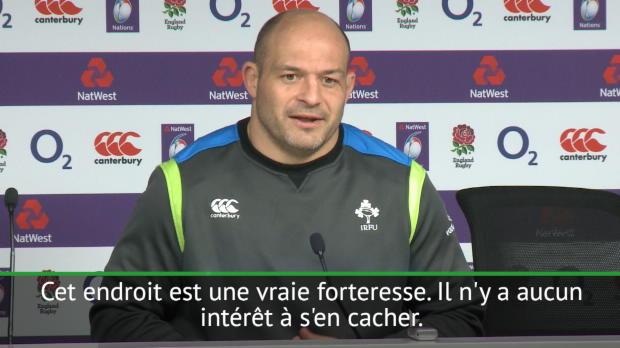 "Rugby : Six Nations - Best - ""Faire taire cette forteresse de Twickenham"""