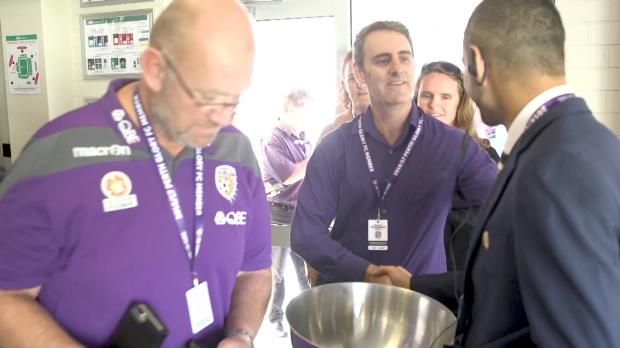 Perth Glory FC Corporate Video 17/18