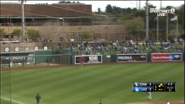 Kemp's three-run homer