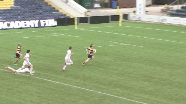 Aviva Premiership - Under 18 Final Highlights :Wasps Rugby v Exeter Chiefs