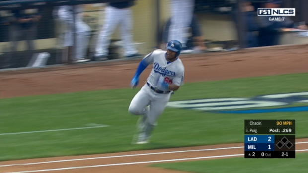 Puig's crucial Game 7