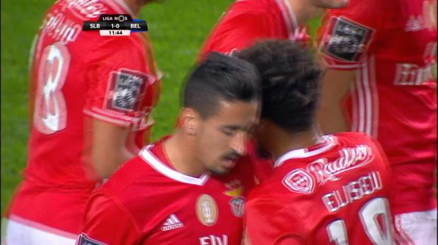 Benfica Lissabon mit klarem Sieg im Stadtderby