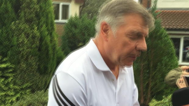 """Allardyce gefeuert: """"Bin in Falle getappt"""""""