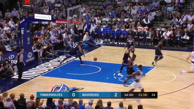 WSC: Harrison Barnes (18 points) Game Highlights vs. Minnesota Timberwolves