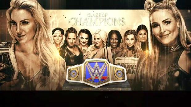 Charlotte Flair battles Natalya at WWE Clash of Champions - This Sunday on WWE Network