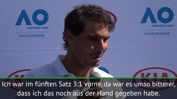 Australian Open: Nadal: Final-Pleite ein Segen