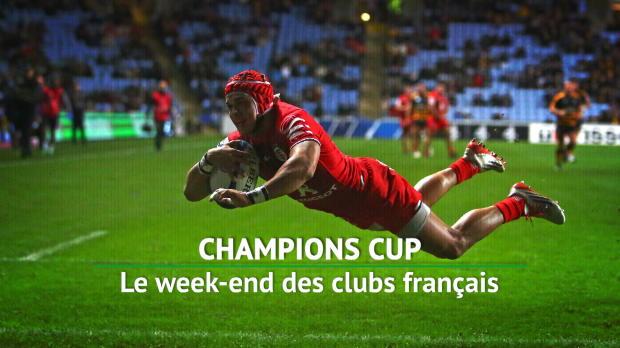 Rugby : 3e j. - Retour sur le week-end des clubs français