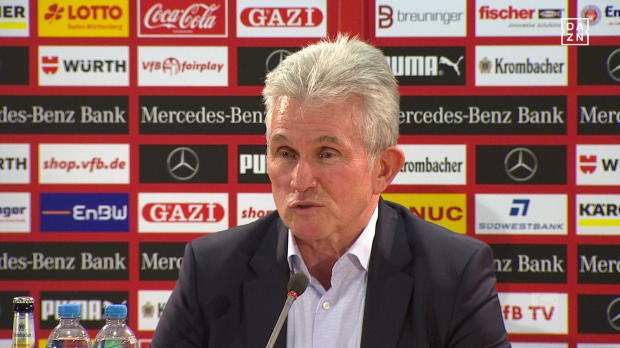 "Heynckes: ""BVB war mit uns beste Mannschaft"""
