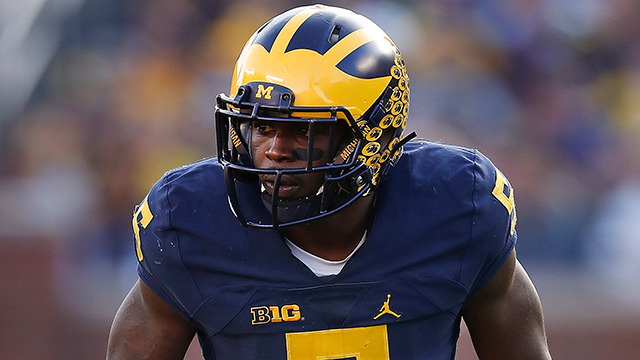 What's the earliest and latest Jabrill Peppers could get drafted?