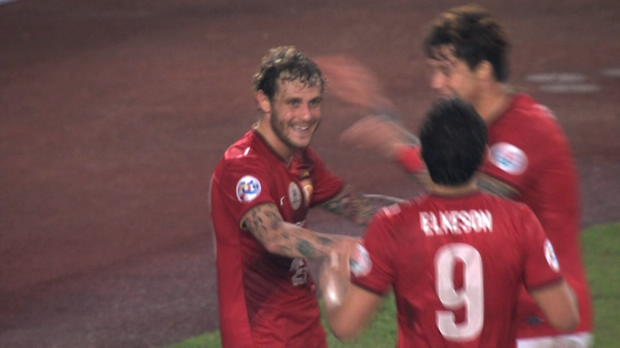 AFC Champions League - Diamanti le da el triunfo al Evergrande