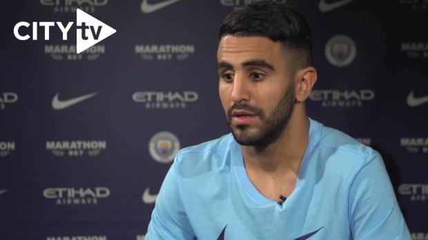 "Mahrez: ""Will mit Guardiola Erfolge feiern"""