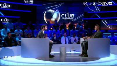 L'interview avec Djibril Cissé