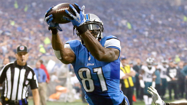 Can't-Miss Play: Megatron feasts on secondary for T(urkey)D(ay)
