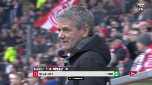 Fortuna Düsseldorf - SpVgg Greuther Fürth